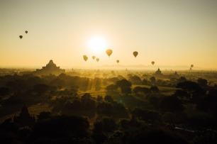 Burma Myanmar temples