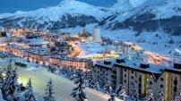 Andorra ski resort