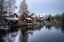Sundborn lake
