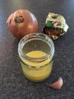 Tegelese Tesmi (herbed butter)