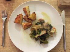 Mbisi Ye Kalou (fish stew)