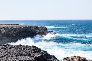 Cape Verde sea & waves