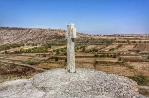 Moldova monument