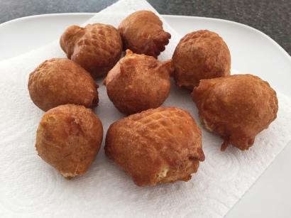 Malawian Mandasi (doughnuts)