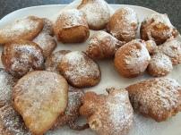 Malawian Mandasi (doughnuts) and Yovo doko fritters from Benin