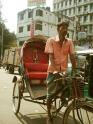 Rickshaw, Dhaka
