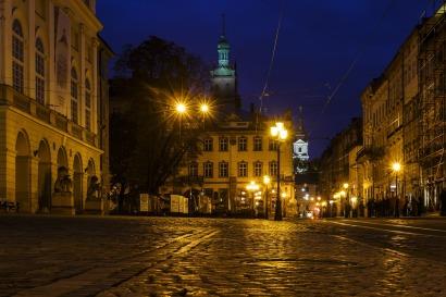 Unesco heritage site - Lviv, Ukraine