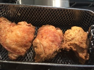 Pica Pollo (fried chicken)