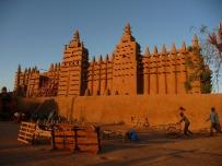 Mosque, Mali
