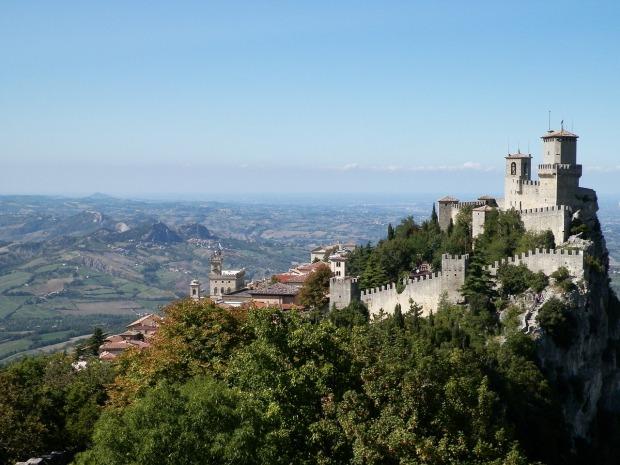 Mount Titano San Marino