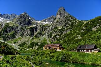 Tatry mountains, Slovakia