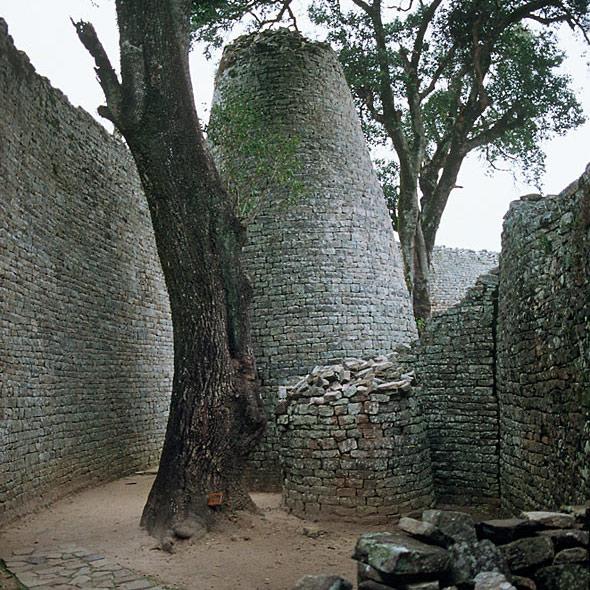 Great Zimbabwe ruins, Masvingo