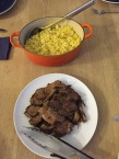 Shuwa (slow cooked marinated lamb)