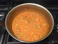Chicken Lahori curry