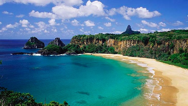 Sancho Bay in Fernando de Noronha Archipelago, Tripadvisor worlds' best beach in 2014