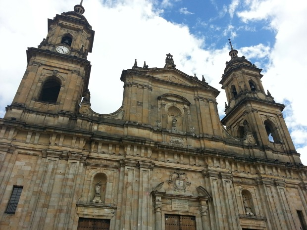 Catedral Primada on Plaza Bolívar, Bogota