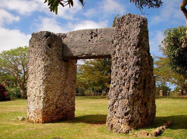 Ha'amonga 'a Maui Trilithon Tonga