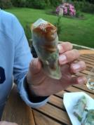 Goi Cuon (salad rolls)