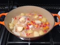 Plokkfiskur (fish stew)