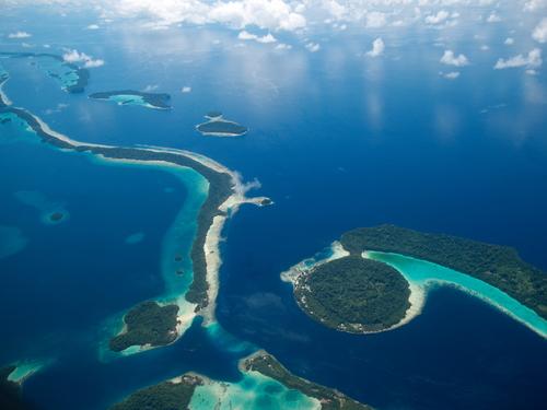 Marovo Lagoon, Soloman Islands