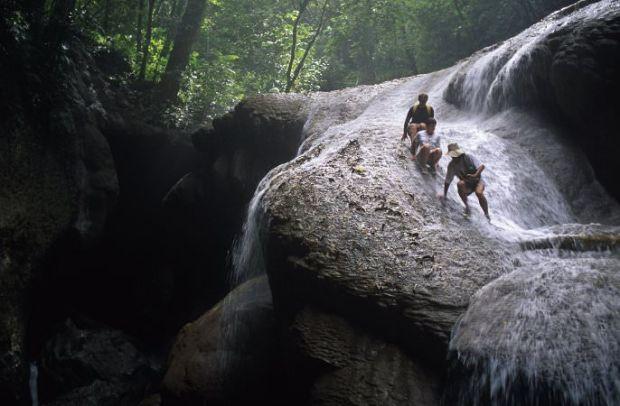 Mataniko Falls, Soloman Islands