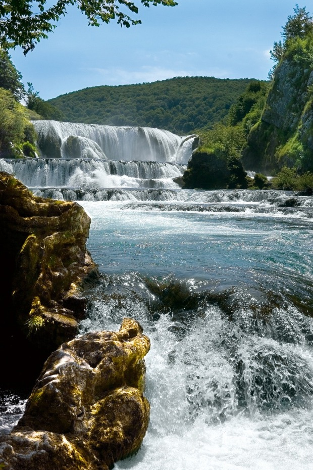 Una River, Bosnia and Herzegovina