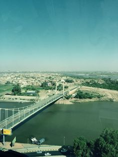 White Nile bridge, Khartoum Sudan
