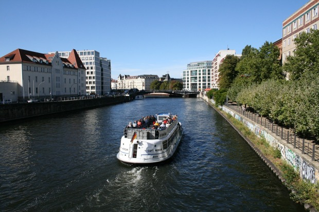 berlin-waterway