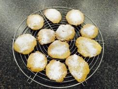 Venezuelan Butter cookies