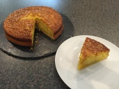 Gers Ogaily (Kuwaiti perfumed cake)