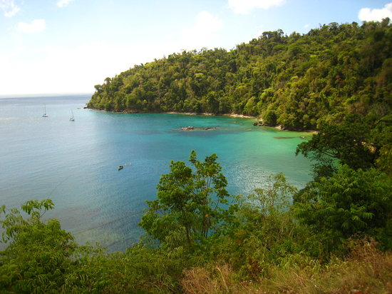 Pirate's Bay, Tobago