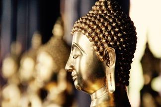 Buddha statues, Bangkok