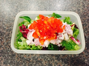 Kokoda (raw fish salad)