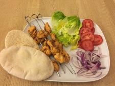 Tavuk Sis Kebap (Chicken Shish Kebab)