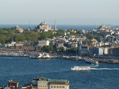 Istanbul Bosphorus Sea