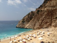 Kalkan Beach, Turkey