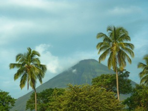Ometepe Volcano, Nicaragua
