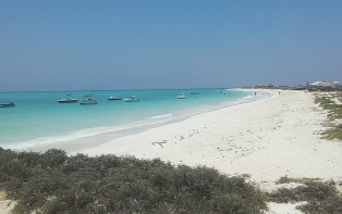 Sheraton beach, Tadjoura, Djibouti