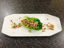 Larb (marinated meat salad)