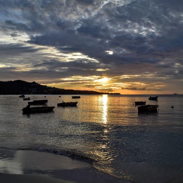 grenada-sunset