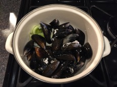 Cooking the Moules
