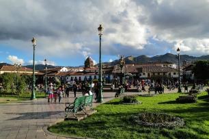 Plaza de Armes, Cusco