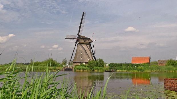 windmill-kinderdijk